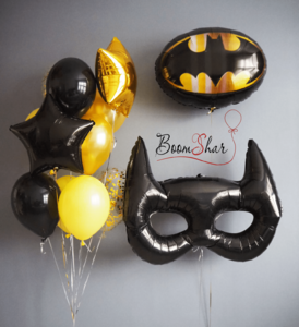"Набор шаров ""Бэтмен"""