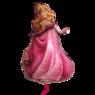"""Фольгированная Принцесса """"Спящая красавица"""""""
