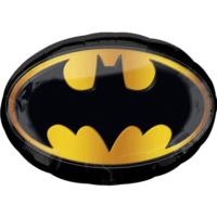 Фольгированная эмблема Бэтмена