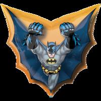 """Фольгированная фигура """"Бэтмен"""" в полете"""