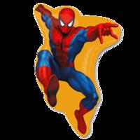 """Фольгированная фигура """"Человек паук"""""""
