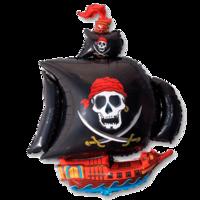 Фольгированная фигура Пиратский корабль