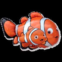 Фольгированная фигура Рыбы клоуны