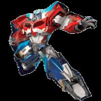 Фольгированная фигура Трансформер