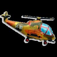 Фольгированная фигура Вертолет на выбор