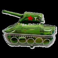 Фольгированный фигура Танк Т-34