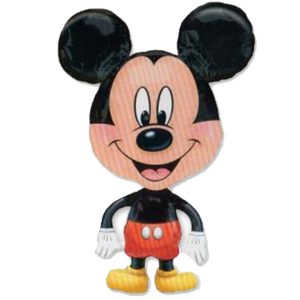 """Ходячая фигура большеголовый """"Микки Маус"""""""