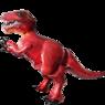 Ходячая фигура Динозавра Тираннозавра
